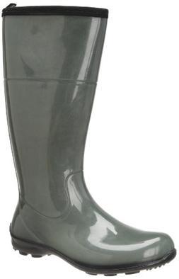Kamik Women's Naomi Rain Boot,Olive,11 M US