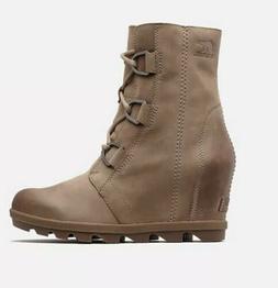 New $240 Womens  Sorel Joan of Arctic Wedge II Boots  Waterp