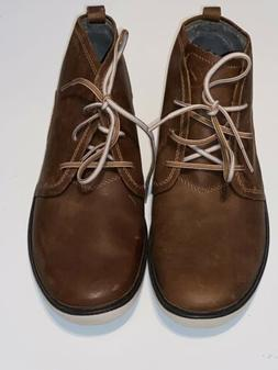 NEW MERRELL Chukka Ankle Boots Brown Leather Women's  J020