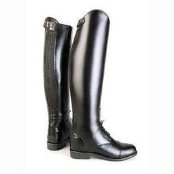 NEW Devon-Aire 657 Ladies Camden Zip back Field Boots 8.5 XW