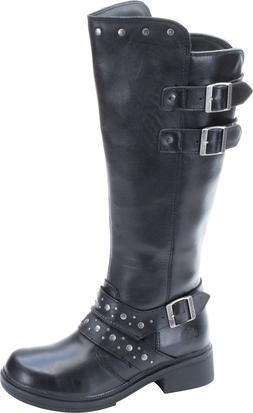 NEW HARLEY-DAVIDSON WOMENS BOOTS D83734 HOPE