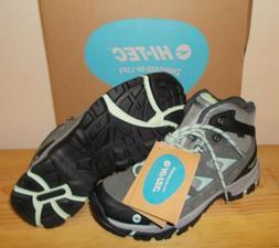 NEW HI-TEC Logan Mid WP WATERPROOF HIKING BOOTS shoes WOMENS