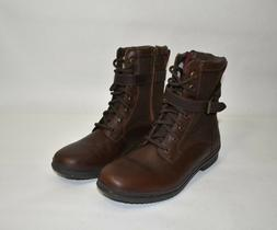 new kesey waterproof boot brown leather size