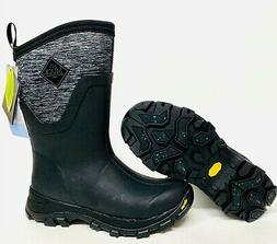 NEW Muck Womens Arctic Ice Mid Snow Winter Boots Heather Gra