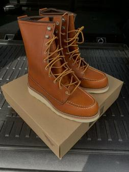 """NEW Red Wing 8""""MOC ORO Legacy Lace Up Womens Boots 3427 Made"""