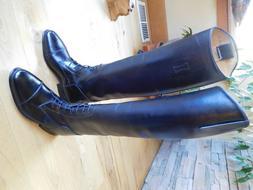 New KONIGS Tall Field Boots Women's US Size 6 Dressage Engli