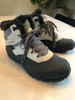 NEW Merrell Women's Aurora 6 Ice+ Ash Waterproof Leather Hik