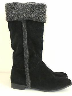 New Women's Rampage Black Fashion Dress Boots