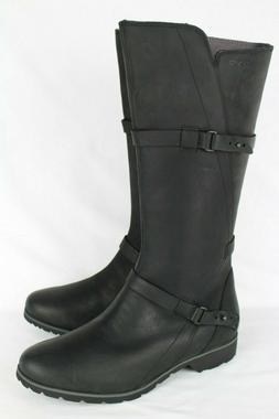 New Teva Women's De La Vina Waterproof Riding Boot Size 8 Bl