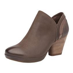 new women s marcia ankle boot teak