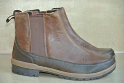 NEW Merrell Womens Sz 9.5 M Waterproof Brown Leather Winter