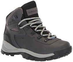Columbia Women's Newton Ridge Plus Hiking Boot, Quarry/Cool
