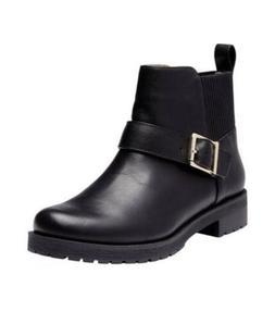 NIB Vionic Mystic Mara Black Ankle Boots Women's Size 6 US