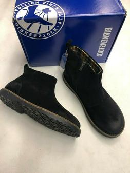 NIB Women's Birkenstock Melrose Black Boots Booties Women's