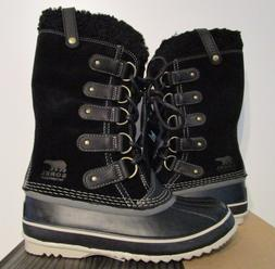 NIB Womens 5-11 Sorel Joan of Arctic Shearling Leather Warm