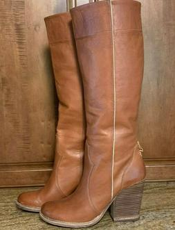 NWOB Timberland MARGE Tall SLOUCH Boots Wms Size US 11 Light
