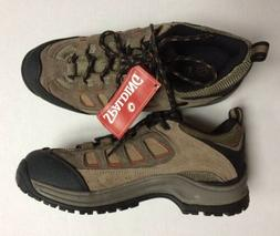 NWT SPALDING Athletic/Hiking Shoes~Brown Leather~Mens 7.5M/W