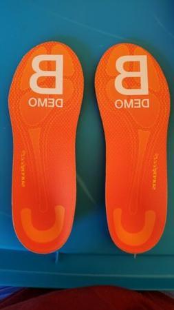 Superfeet Orange Demo