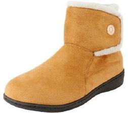 VIONIC with Orthaheel Technology Vanah - Women's Faux Suede