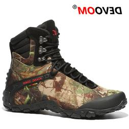 Outdoor Waterproof Hiking Shoes Men <font><b>Women</b></font