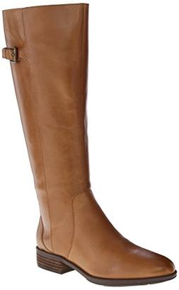 Sam Edelman Women's Patton 2 Riding Boot , Whiskey, 4 M US