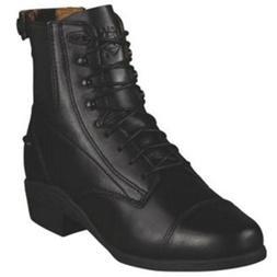 Ariat Women's Performer Zip Boots 8 B Black