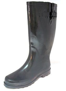 Rain Boots Size Womens Rubber New Wellies Snow 5 11 Mid Calf