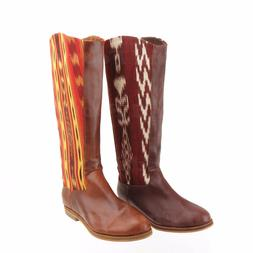 Reef Santa Marta Women's Shoes Embroidered Boots Style 00824
