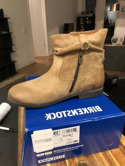 Birkenstock Sarnia Suede Boots  Women Size 39