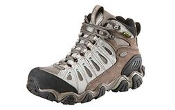 Oboz Women's Sawtooth Mid BDRY Hiking Boot,Iceburg,9.5 M US