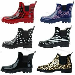 shoes 18 womens rain boots rubber short