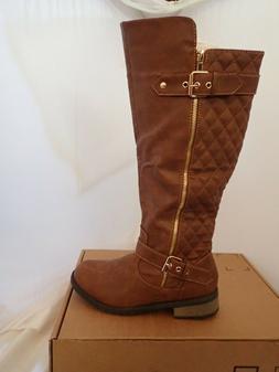 single right boot size 8 mango 21
