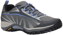 Merrell Women's Siren Edge Shoe, Grey, 8.5 M US