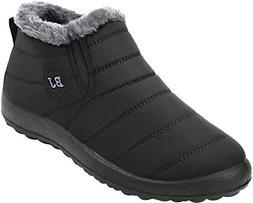 JOINFREE Womens Winter Snow Shoes Casual Cold Weather Boots