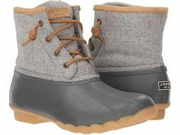 Sperry Women's Saltwater Wool Embossed Thinsulate Duck Boot