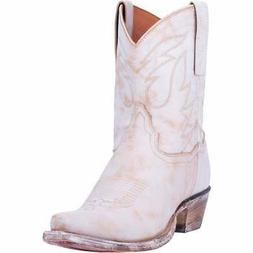Dan Post Boots Standing Room Only  Casual   Western - White