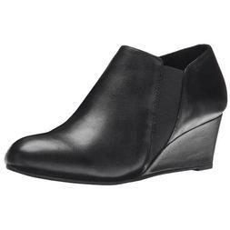 VIONIC STANTON - 10 MED - Black - Women's Boot **NEW**