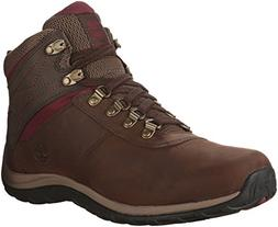 Timberland Women's Norwood Mid Waterproof Hiking Boot, Dark