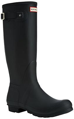 Hunter Women's Original Tall Black Rain Boots - 10 B US