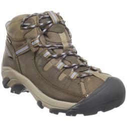 e2126b2bcb6 KEEN Women s Targhee II Mid Waterproof Hiking Boot