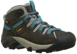 9f58008bd4e KEEN Targhee ll Mid Hiking Shoe - Women s Gargoyle Caribbean
