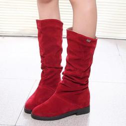 vintage womens low heel height increase flat