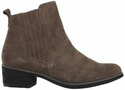 Reef Voyage Boot Carbon  Women's Suede Ankle Chelsea Bootie