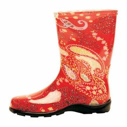"""Sloggers  Women's Rain and Garden Boot with """"All-Day-Comfort"""