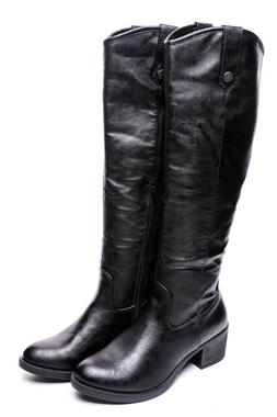 Rampage Women Italie Faux Leather Riding Boots Size 7M