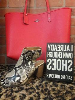 Vionic Women Perk Blakely High Heel Sandals Peep Toe Bootie