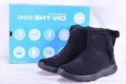 Women's Skechers  14355/BBK On The Go 400- Blaze Boots Black