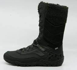 Merrell Women's Black Aurora Tall Ice+ Waterproof Boots Size