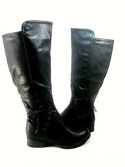 Globalwin Women's Black Fashion Boots 17YY11,US Size 8,Mediu