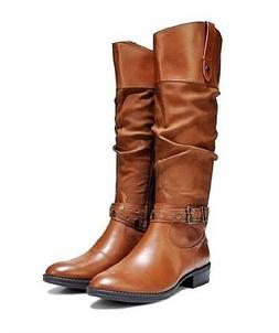 Circus by Sam Edelman women's brown boots, Paxton whiskey, k